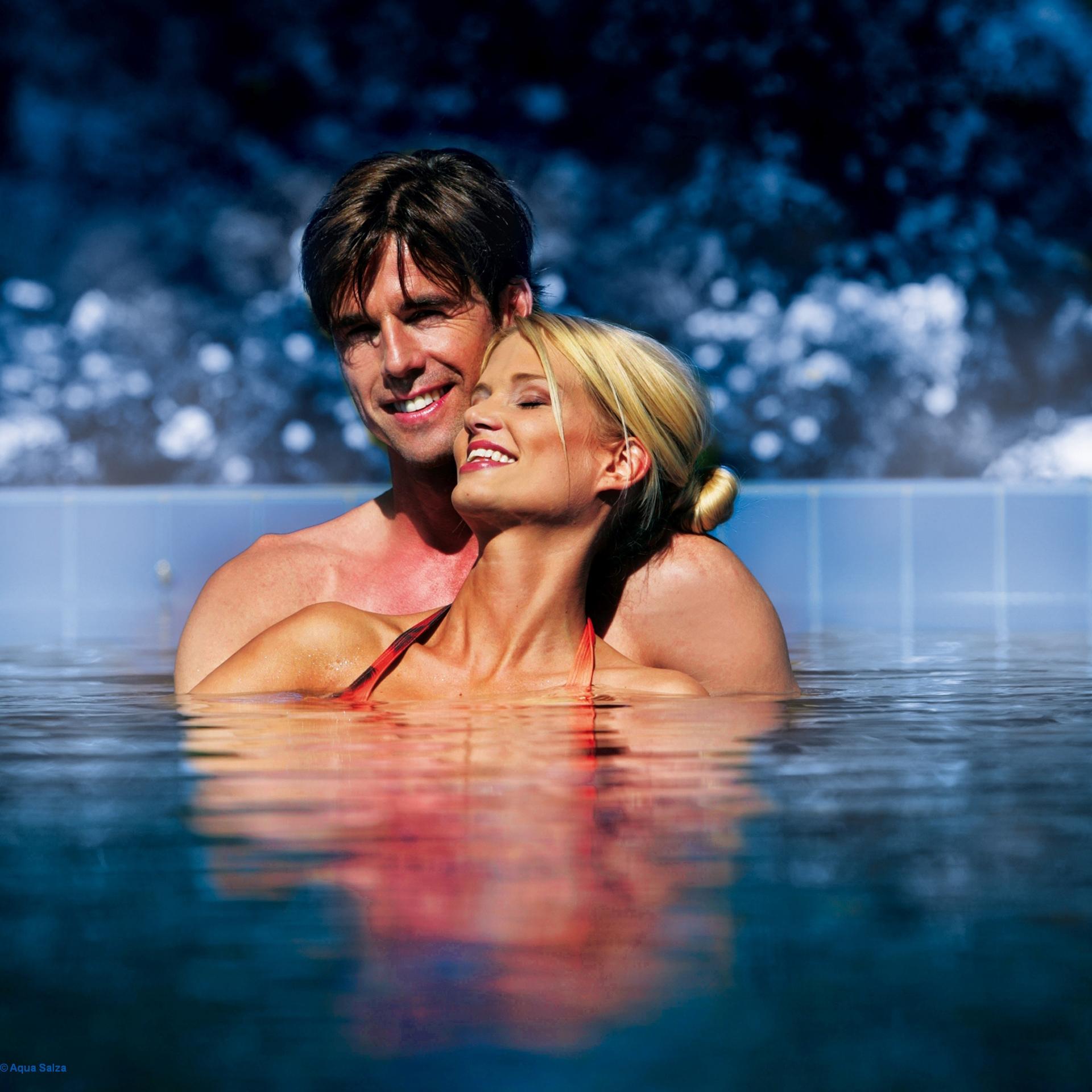 ©AquaSalza Entspannendes Thermalwasser