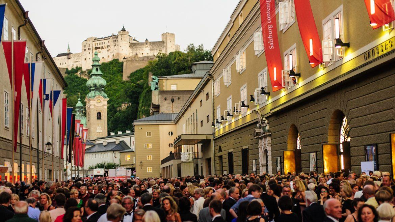 © Tourismus Salzburg GmbH, Bryan Reinhart - Salzburger Festspiele