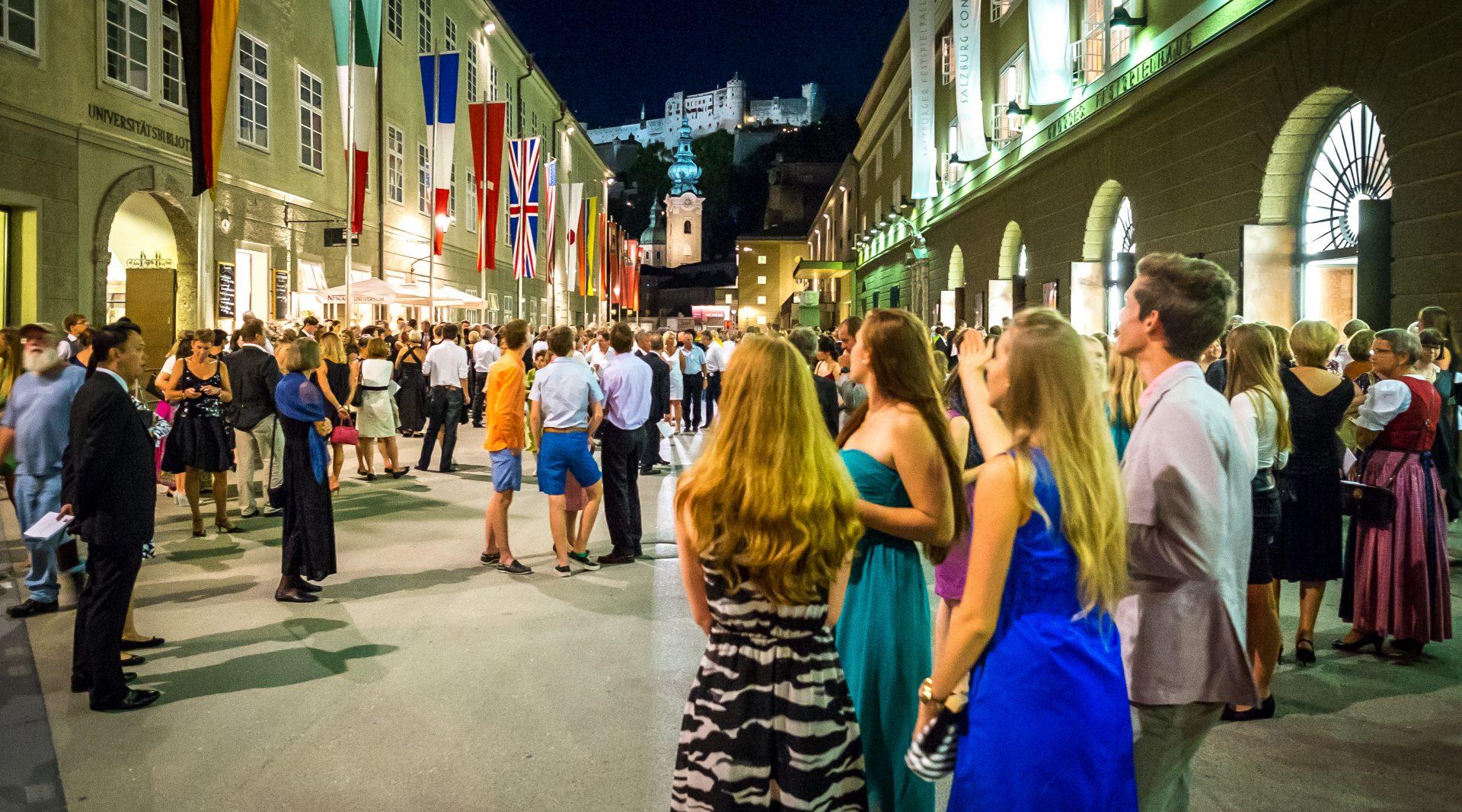 © Tourismus Salzburg GmbH, G.Breitegger - Salzburger Festspiele