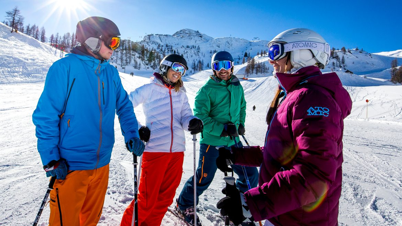 © TVB Radstadt Tom Lamm. Skigenuss in Ski amadé