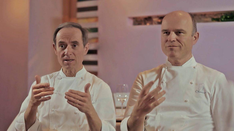 Karl und Rudi Obauer sprechen über ihre Arbeit