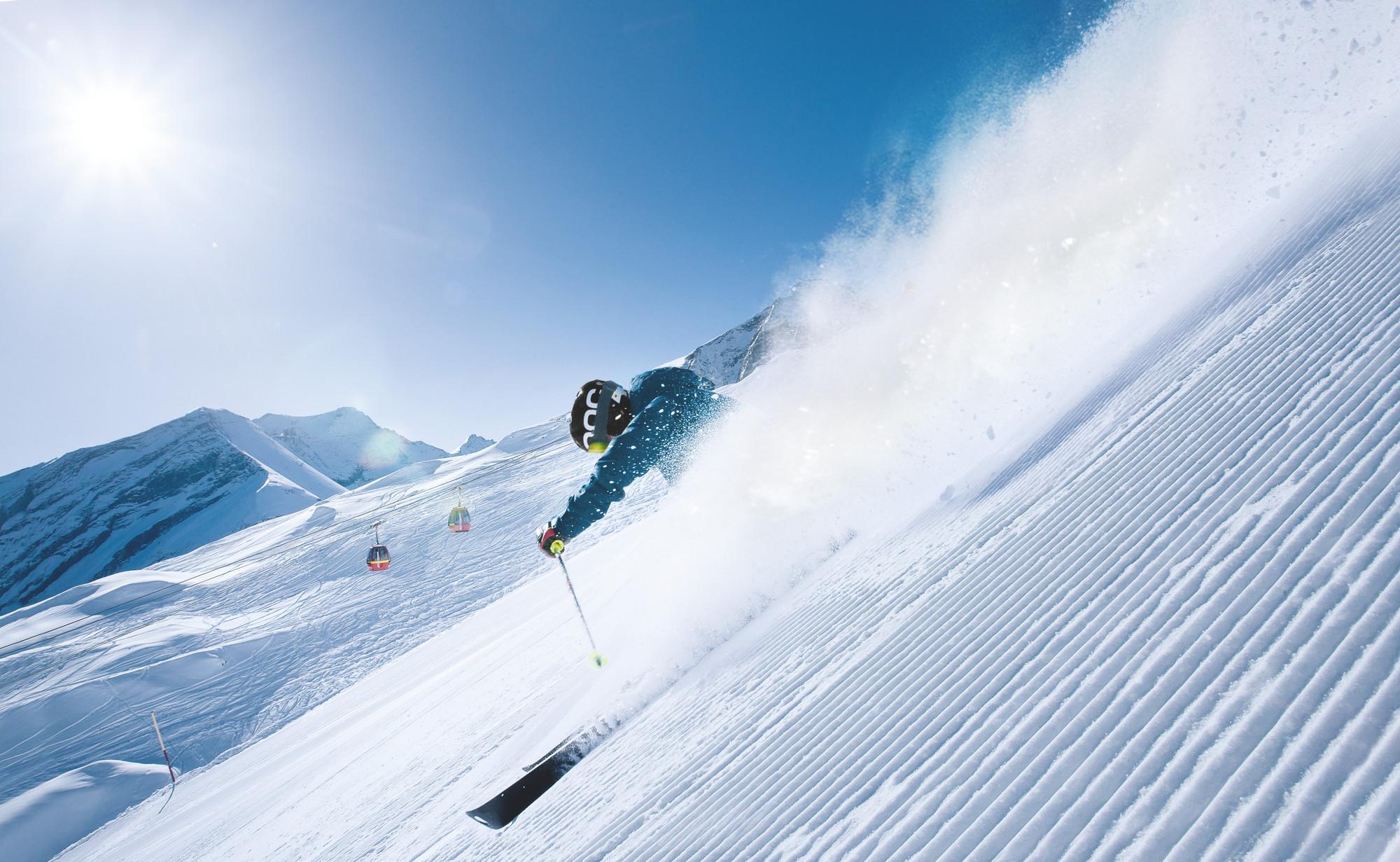 salzburger land skigebiet