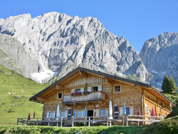 Schartnerhütte (c) Fam. Schwarzenberger