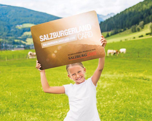 Salzbugerland Card - 190 Attraktionen mit einer Karte