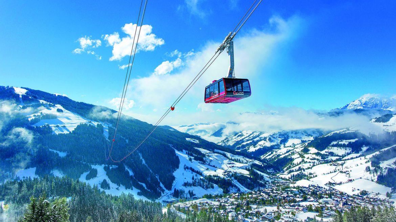 Wagrain-Kleinarl im Winter mit G-Link Gondel