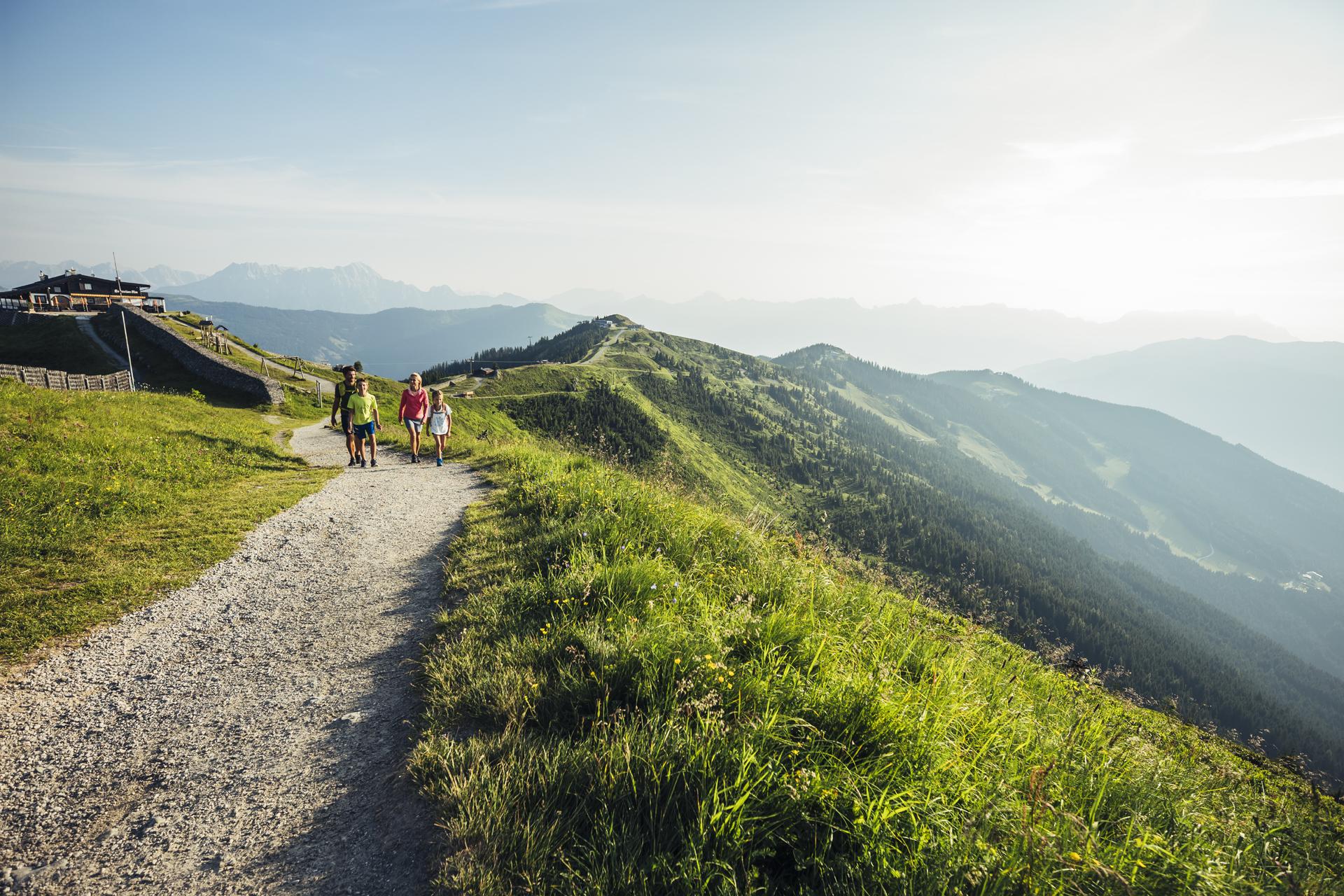 Erzhl mir von Zell am See-Kaprun. Life is a Story