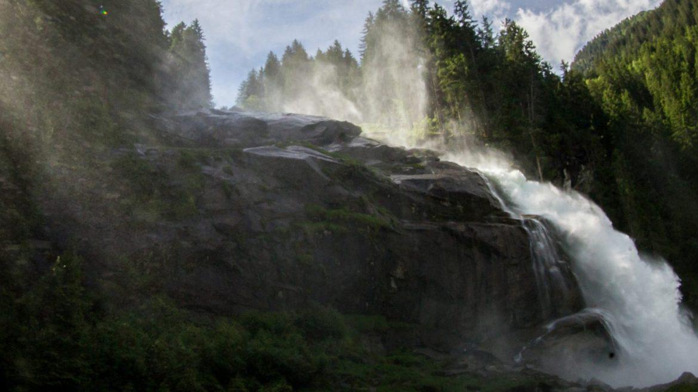 Health, Krimmler Wasserfälle