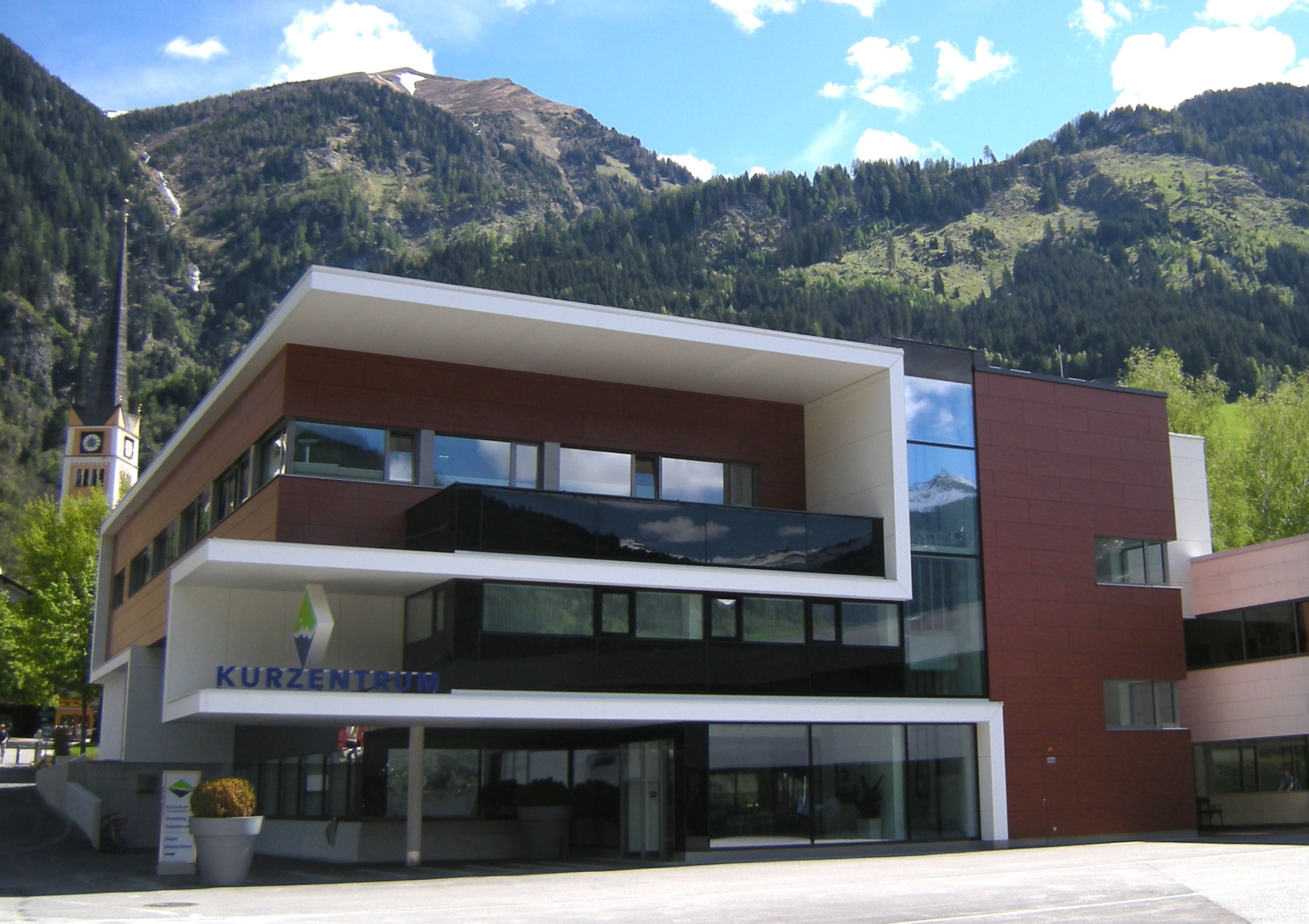 Kurzentrum Bad Hofgastein