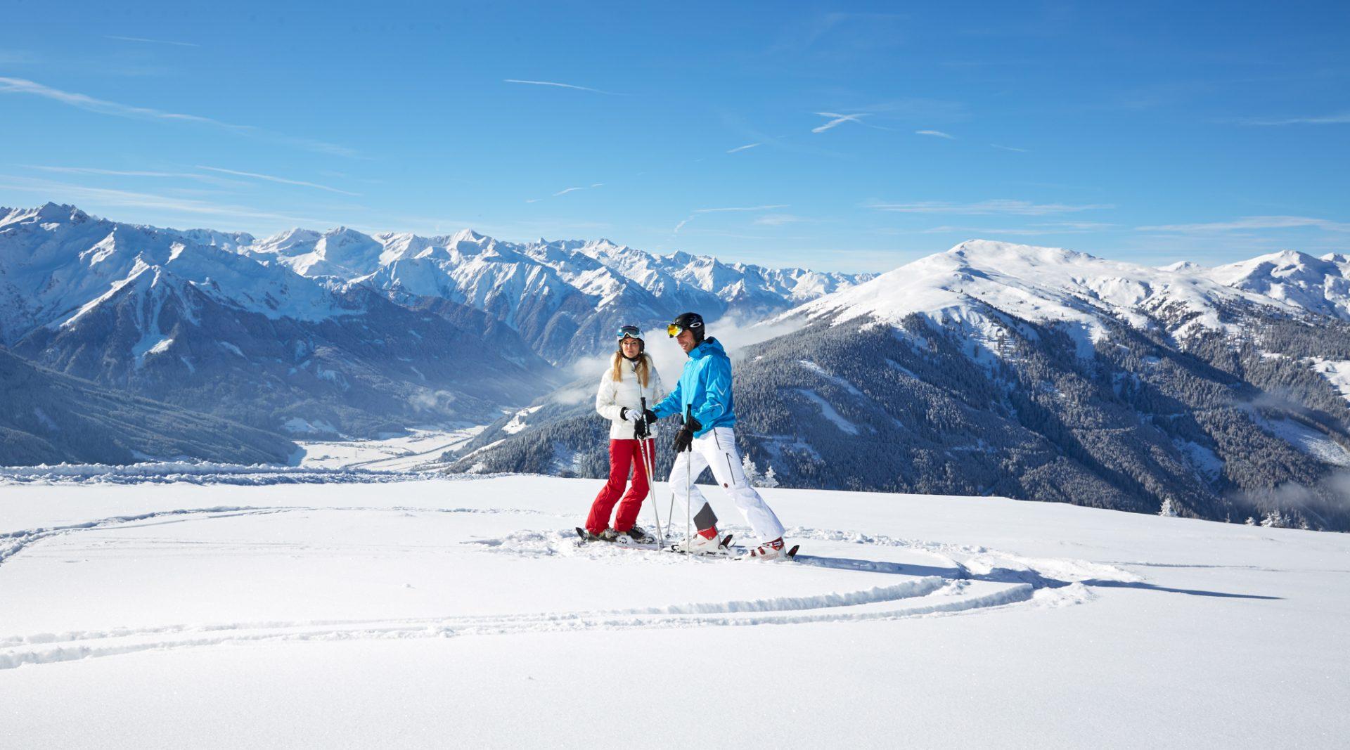 Skifahren in Mittersill