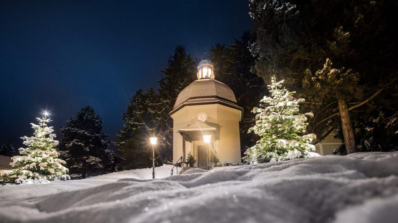 Stille Nach Kappelle Oberndorf