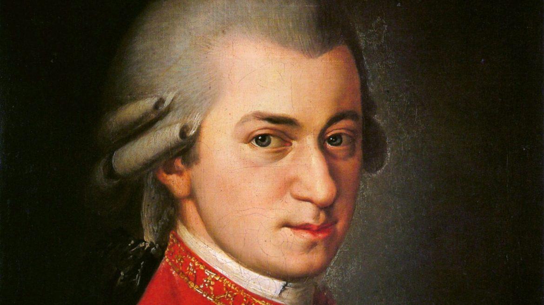 Wolfgang Amadeus Mozart 1819