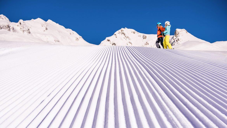 Skifahren in Gastein
