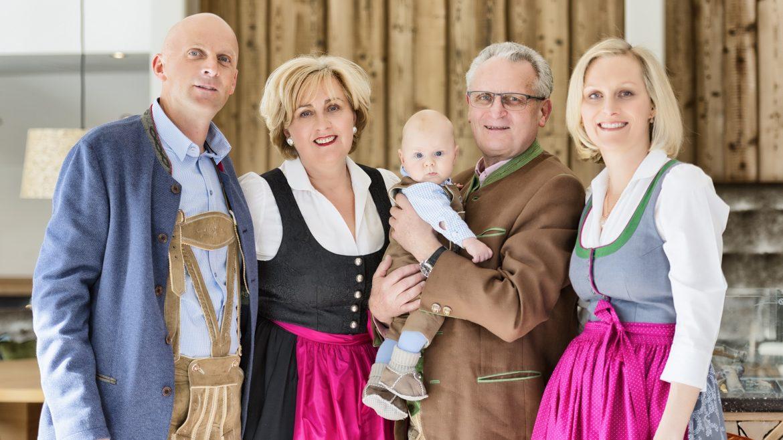 Familie Moser/Eggerwirt © Wellnesshotel Eggerwirt Lungau