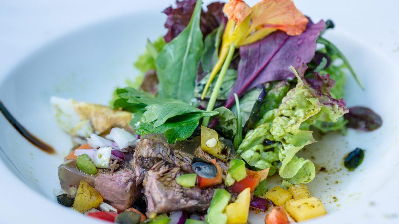 Sommergericht, Salat