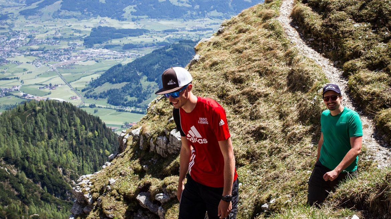 Weg zur Passauer Huette