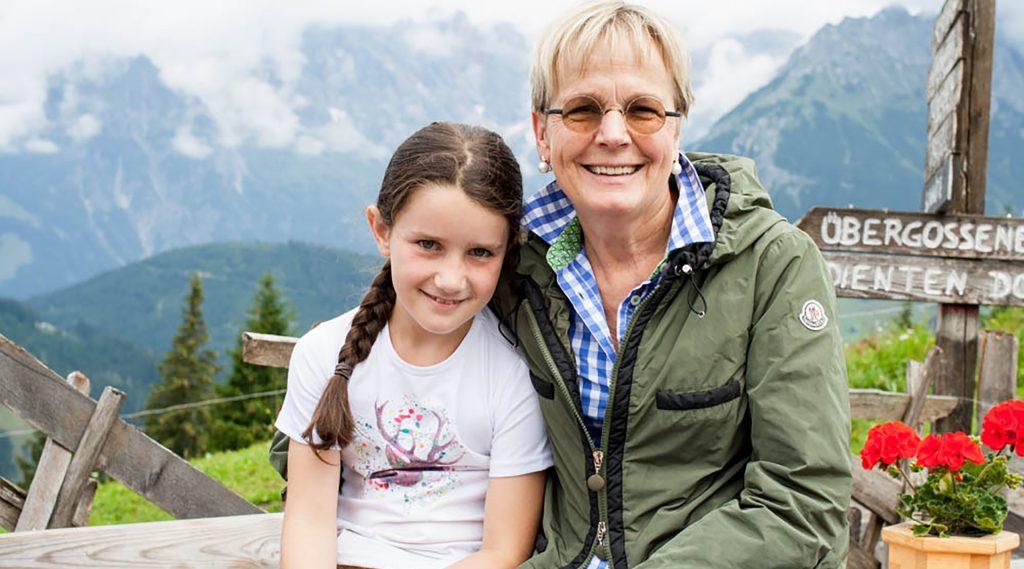 Fräulein Flora und Ginger in the Basement in der Region Hochkönig
