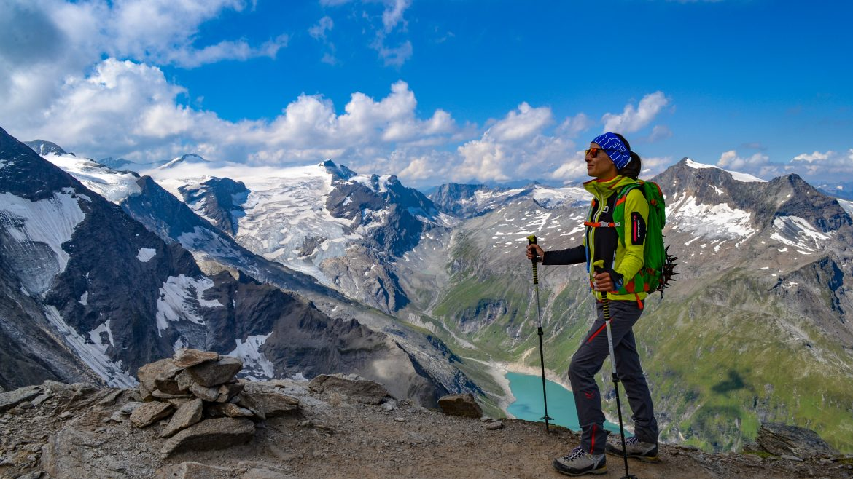 Bergtour auf das Große Wiesbachhorn