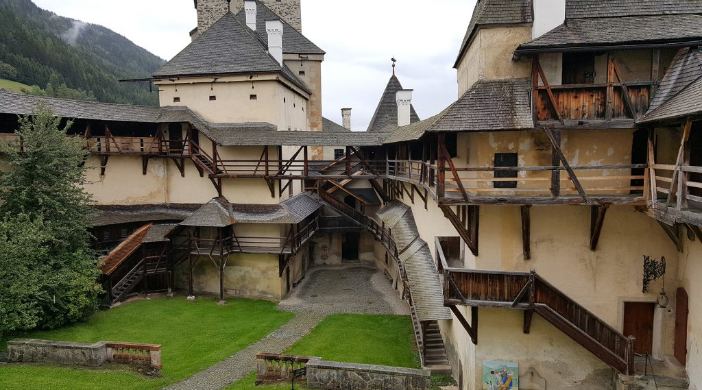 Schloss Moosham in Unternberg