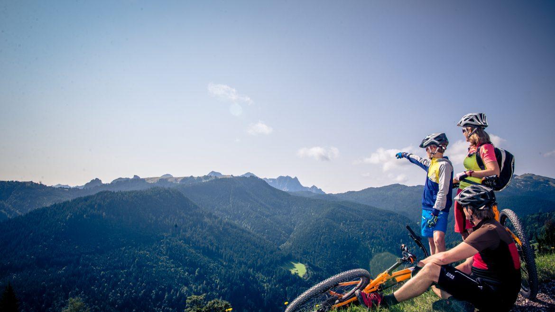 Am Gipfel wartet die verdiente Belohnung, ©Edith Danzer