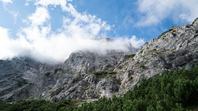 Die imposanten Leoganger Steinberge