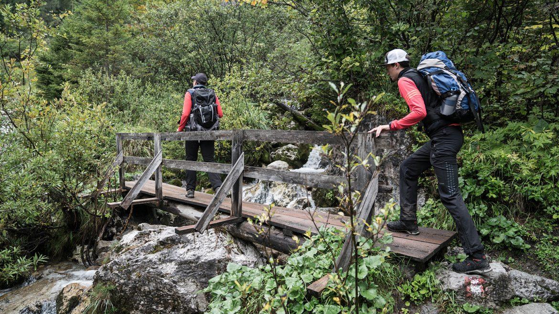Die idyllische Tour zum Naturdenkmal Birnbachloch