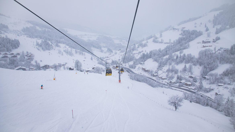 Skifahren in der Region Hochkönig