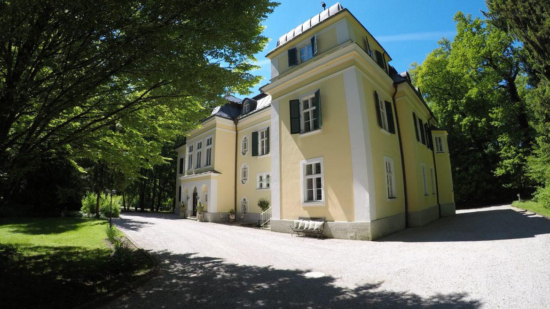 Villa Trapp Salzburg Aigen