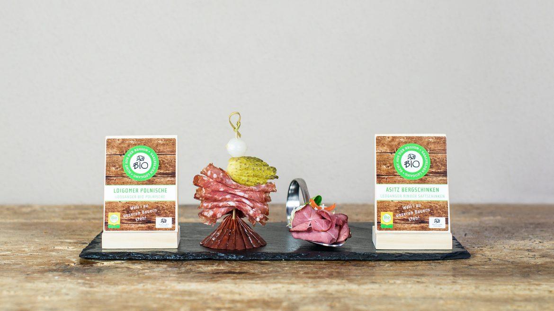 Bio-Wurst- und Fleischprodukte