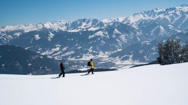 Schneeschuhwandern in Zell am See-Kaprun
