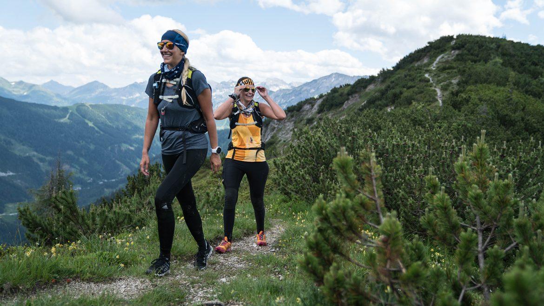 Anja und Maggy erkunden Flachau