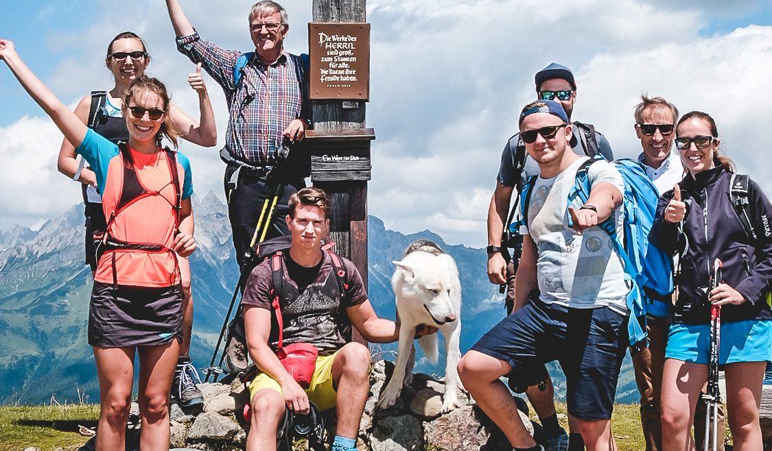 Roßbrand Radstadt, Wandern im SalzburgerLand, Aussichtsberg, 10weeks10peaks