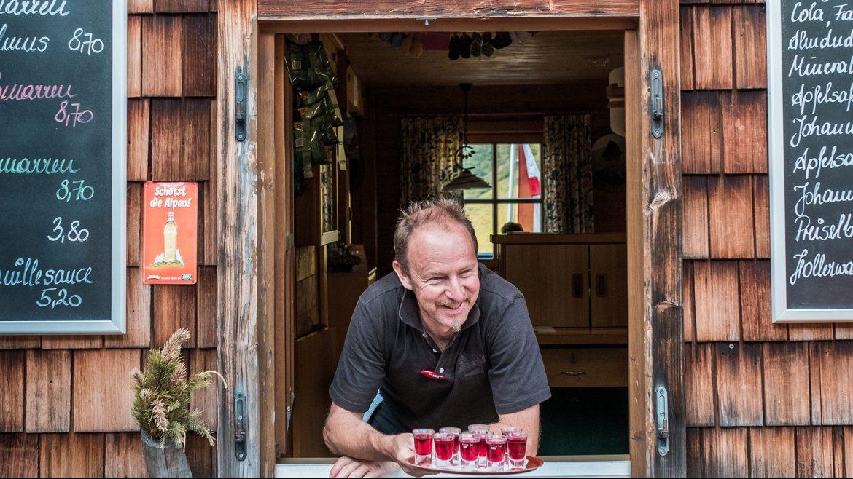 Tappenkarsee, Tappenkarseehütte, Tappenkarseealm, Wagrain-Kleinarl, 10weeks10peaks