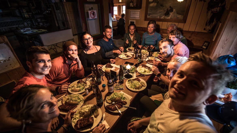 Gastein, Gamskarkogelhütte, SalzburgerLand, 10weeks10peaks