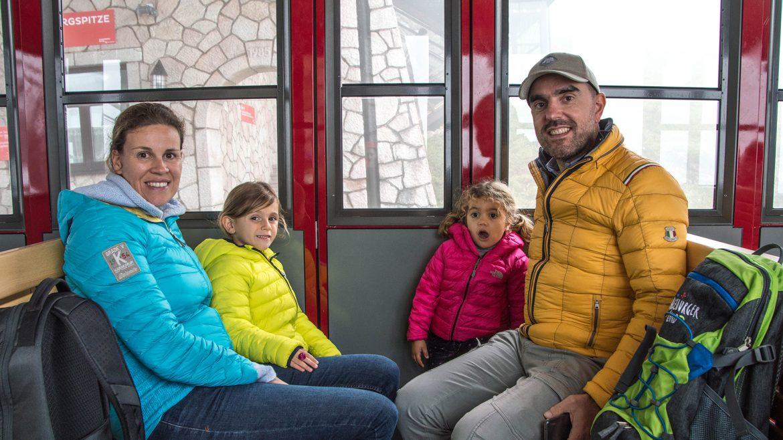 Non Solo Turisti in der Schafbergbahn
