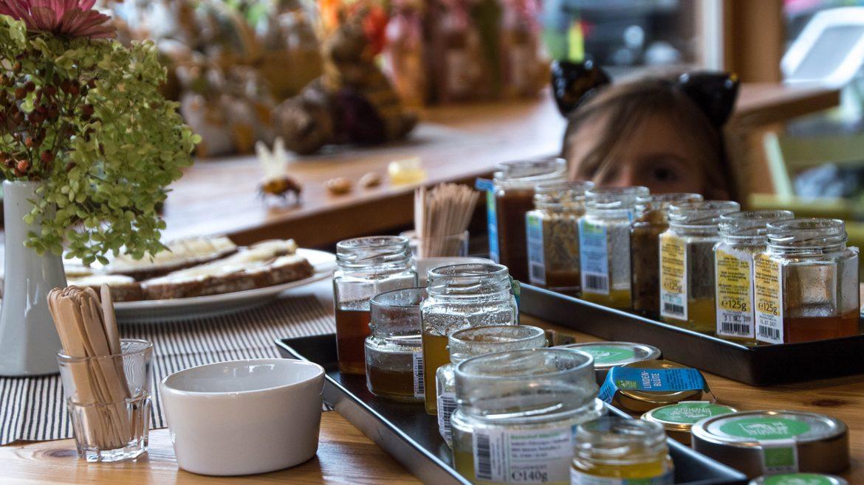 Honigfarm in Attersee