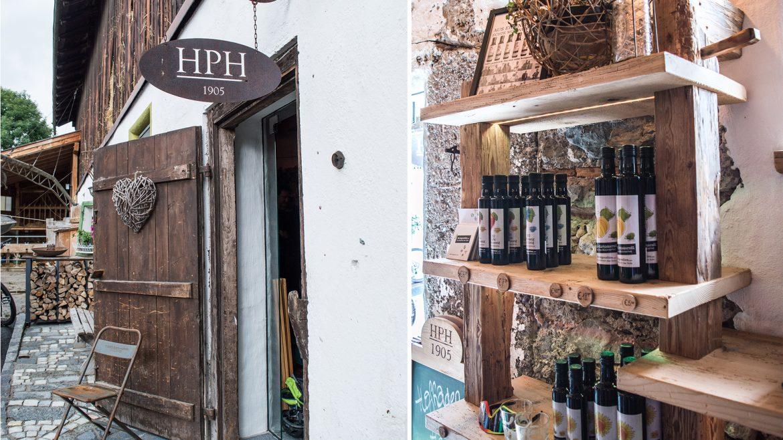 HPH-Hofladen in Saalfelden