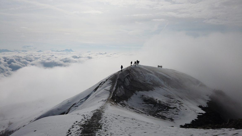 Gipfelsieg am Großvenediger
