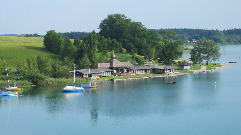 Strandbad Mattsee