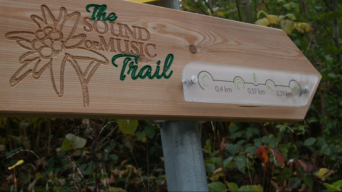© SalzburgerLand Tourismus, Franz Neumayr - Sound of Music Trail