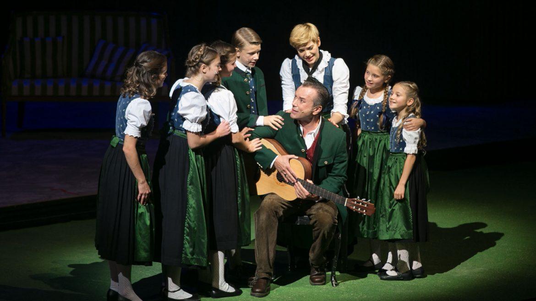 © SalzburgerLand Tourismus, Franz Neumayr - Sound of Music Aufführung in der Felsenreitschule