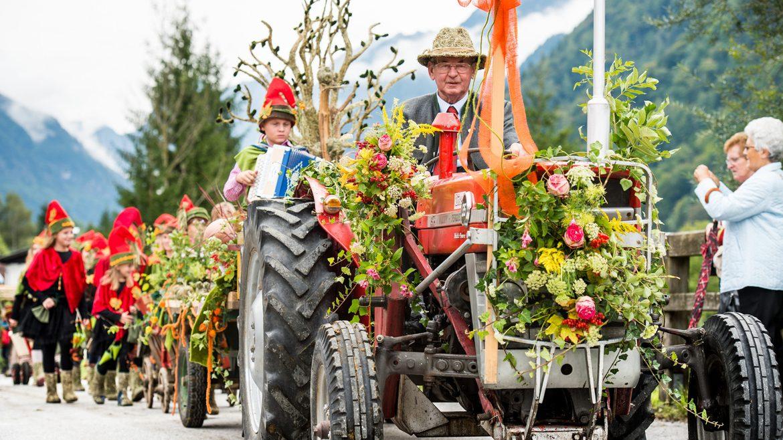 Bauernherbst in Lammertal