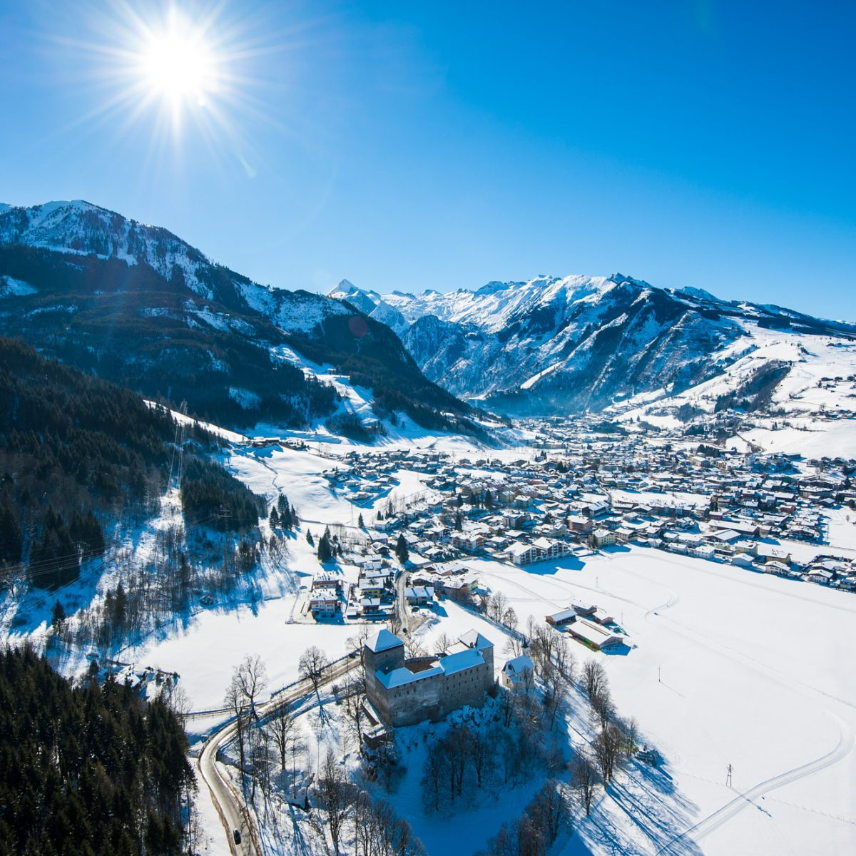 Winter-Highlights in Zell am See-Kaprun huggology.com