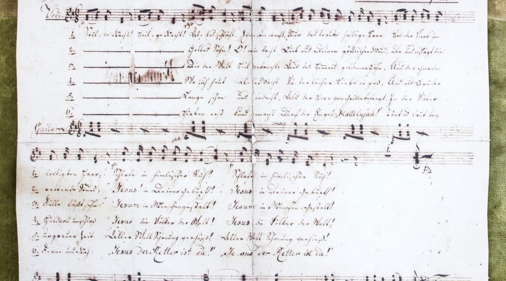 Lyric shot at the night lyrics : Silent Night – the world-famous song