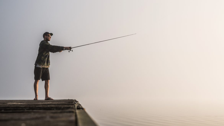© SalzburgerLand Tourismus, Michael Groessinger - Angler finden an den Seen und Flüssen im SalzburgerLand Ruhe und beste Bedingungen.