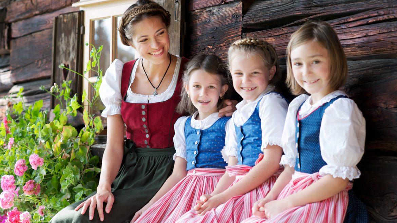 © SalzburgerLand Tourismus - Tracht und Brauchtum