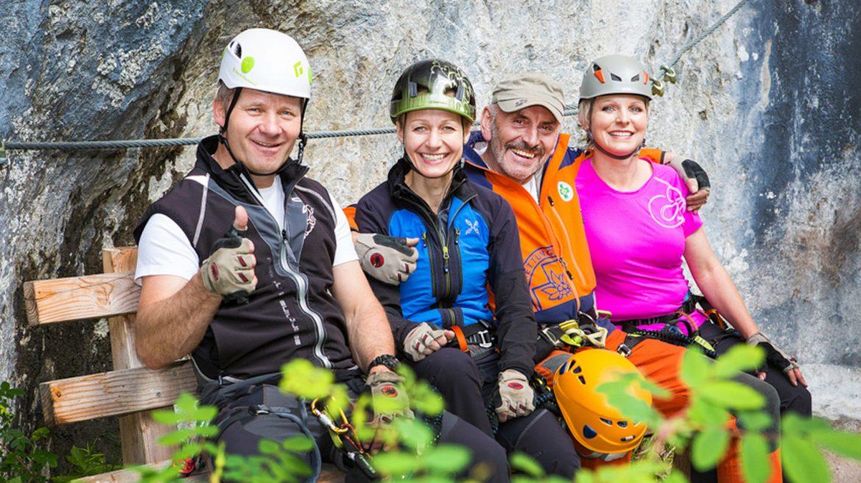 © SalzburgerLand Tourismus, Foto Haidinger GmBH - hiking friends