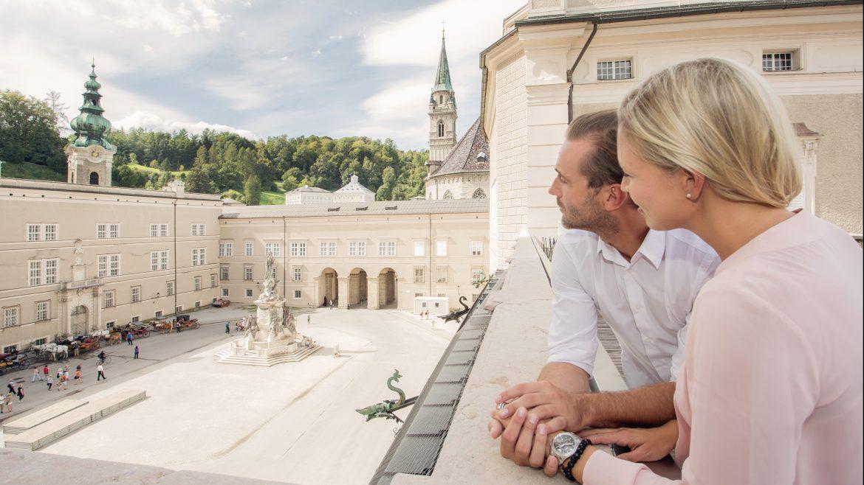 Domquartier Salzburg in SalzburgerLand