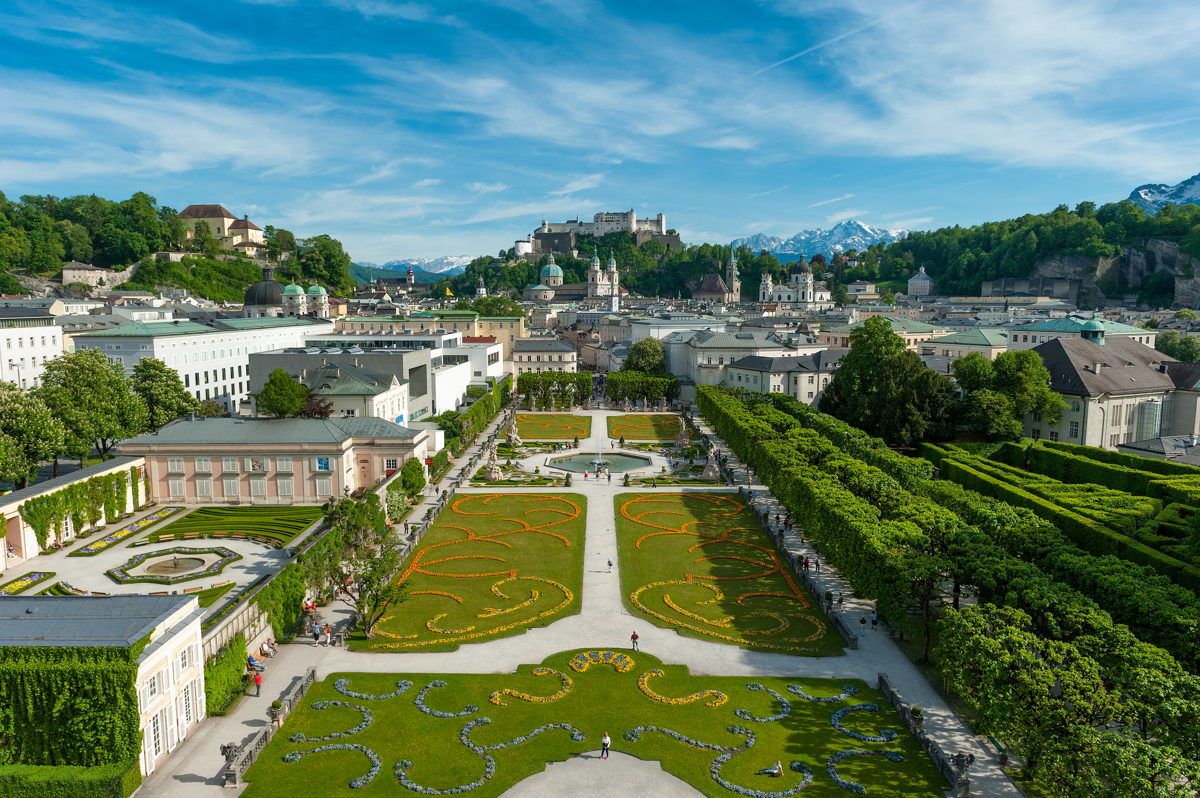 Sound of Music filming locations in SalzburgerLand