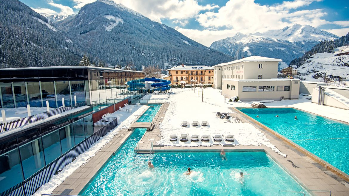 Felsentherme Bad Gastein
