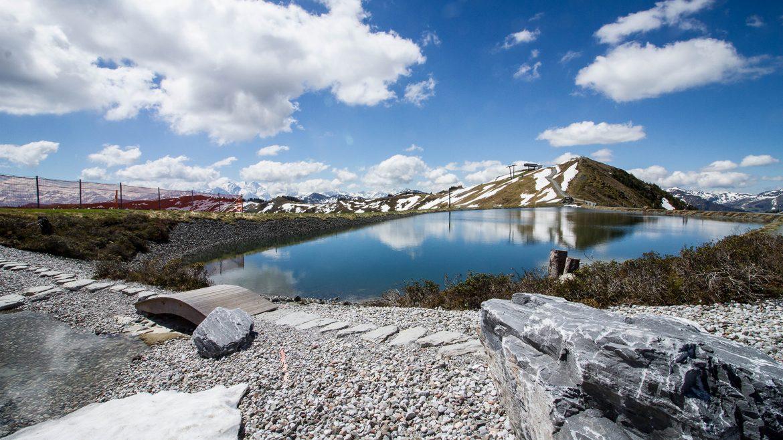 Saalach Valley Alpine route